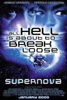 Supernova 2000 film Wikipedia