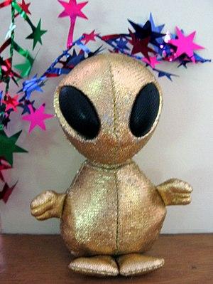 Bill is alien