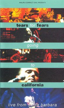 Going to California (Tears for Fears video) - Wikipedia