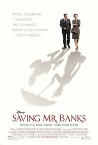 Poster for 2014 Oscars hopeful Saving Mr Banks