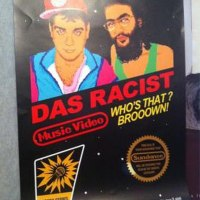 Das Racist - Who's That? Brooown! & Break Street (YouTube)