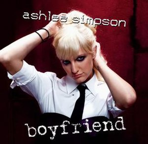 Boyfriend (Ashlee Simpson song)