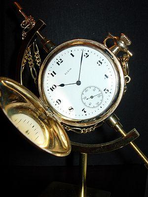 Elgin pocketwatch