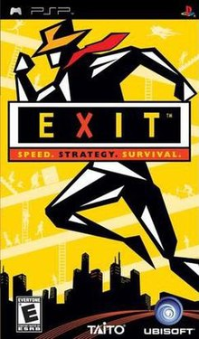 Exit Video Game Wikipedia
