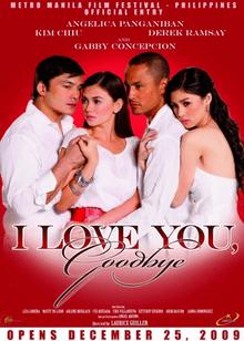 I Love You Goodbye Film Wikipedia