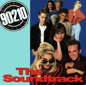 Beverly Hills 90210 (soundtrack)