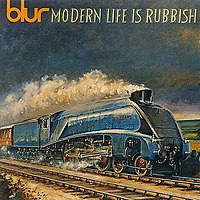 Modern Life Is Rubbish cover
