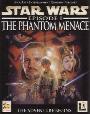 Star Wars Episode I: The Phantom Menace (video...