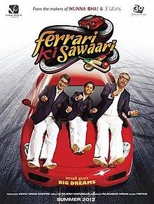 Review Ferrari Ki Sawaari