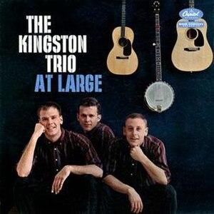 At Large album cover