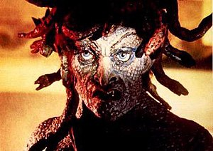 Medusa from Clash of the Titans.