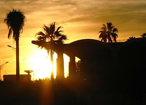 Sunset Marrakech