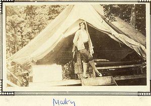 Camping, 1925