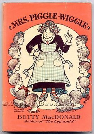 Mrs. Piggle-Wiggle's Farm book cover