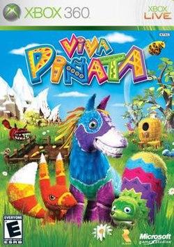 Viva Piñata cover.jpg