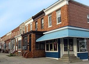 Corner store in Joseph Lee Neighborhood
