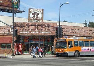 Pawn Shop at Sherman Way & Reseda Blvd., Resed...