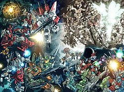 The Transformers Idw Publishing Wikipedia