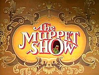 Opening snapshot of The Muppet Show, with Kerm...