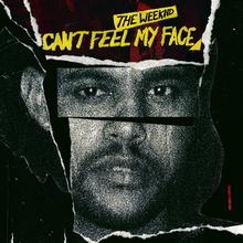 "Resultado de imagen de the weeknd ""Can't Feel My Face"""