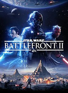 Star Wars Battlefront II  2017 video game    Wikipedia Star Wars Battlefront II