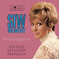 """Primaballerina"" cover"