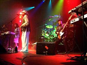 The Original Family Stone live, 2006. Jerry Ma...