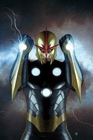 Nova (comics)