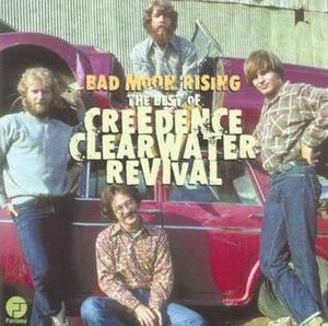 Bad Moon Rising: The Best of Creedence Clearwa...