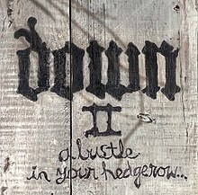 Down - Down II: A Bustle In Your Hedgerow