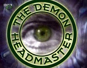 The Demon Headmaster (TV series)