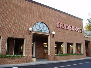 An example of a Trader Joe's storefront