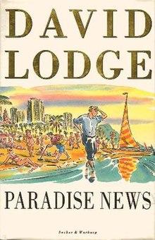 Hardback edition of Paradise News