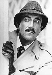 Peter Sellers   Wikipedia Peter Sellers as Inspector Clouseau in The Pink Panther