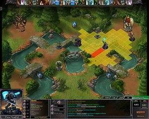 Screenshot of Poxnora