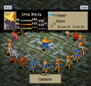 Final Fantasy Tactics offers a wide selection ...