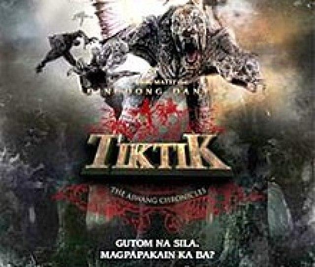 Tiktik The Aswang Chronicles Jpg Official Movie Poster