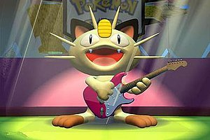 Meowth's Party