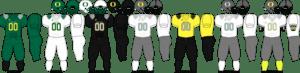 2010 Oregon Ducks football team