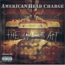 American Headcharge - The War Of Art