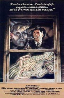 Image result for farewell my lovely poster
