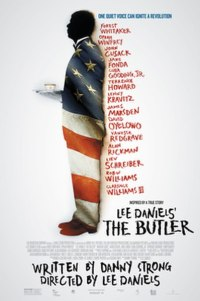 Poster for 2013 drama film The Butler