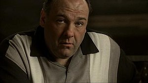 "The final shot of Tony Soprano in ""Made i..."