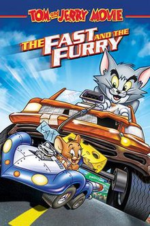 Image result for tom and jerry the fast and the furry