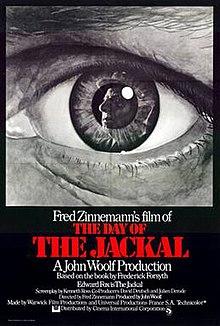 Resultado de imagen de the day of the jackal