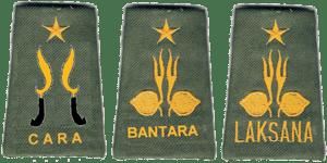 Bantara Cadet, Bantara, Penegak Laksana