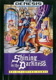 Shining In The Darkness Wikipedia