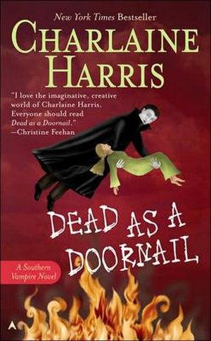 "Chairlaine Harris' ""Dead as a Doornail"