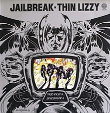 FIRST IMPRESSIONS Volume 36: Thin Lizzy - Jailbreak