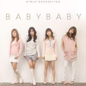 Repackage album cover as Baby Baby